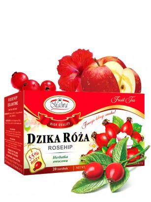 Infusión de Manzana, Flor de Hibisco y Sauco | 20 Bolsitas