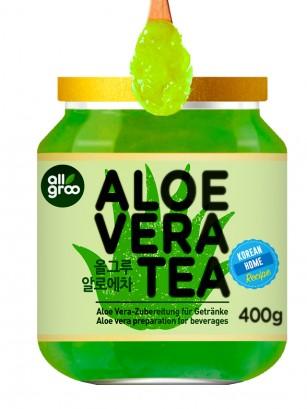 Té Coreano de Mermelada de Aloe Vera 400 grs