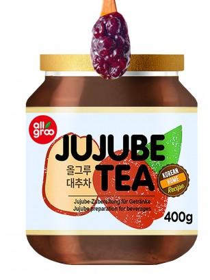 Té Coreano de Mermelada de Jujube 400 grs
