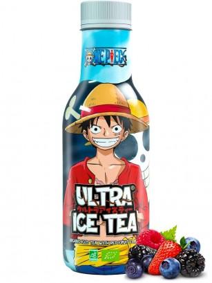 Té Helado de Frutos Rojos One Piece | Luffy 500 ml