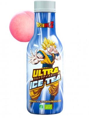 Té Helado de Melocotón Dragon Ball Z | Goku 500 ml