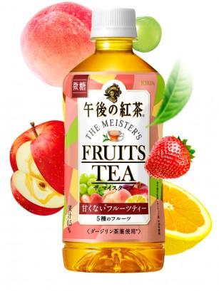 Té Negro con 5 Frutas | Kirin Meister 500 ml