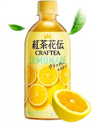 Té negro Japonés con Limonada y Miel  440 ml.
