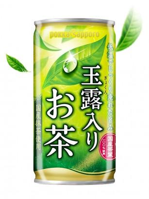 Té Verde Japonés Gyokuro-Iri 190 ml.
