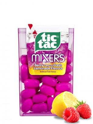 Caramelos Tic Tac Mix de Limonada de Frutos Rojos 18 grs