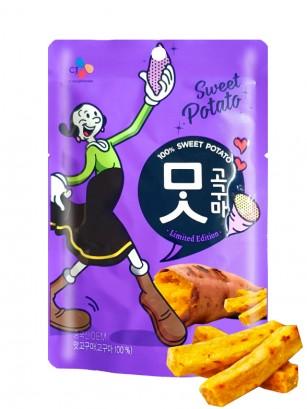 Boniato Coreano Asado | Edición Limitada Olivia 60 grs | Pedido GRATIS!