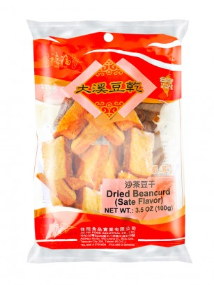 Tofu Frito Satay 100 grs | Pedido GRATIS!