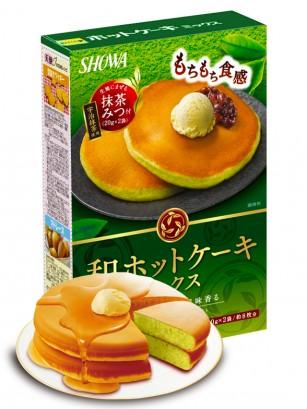 Preparado de Harina para Tortitas y Dorayakis de Matcha | Mix Cake 340 grs.
