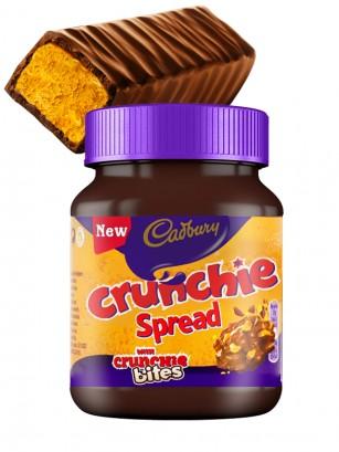 Crema para untar de Chocolate Crunchie 400 grs.