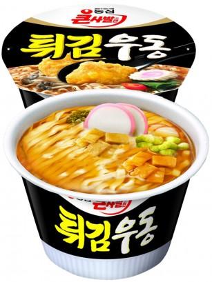 Fideos Udon Coreanos con Tempura y Naruto | Big Tower Bowl