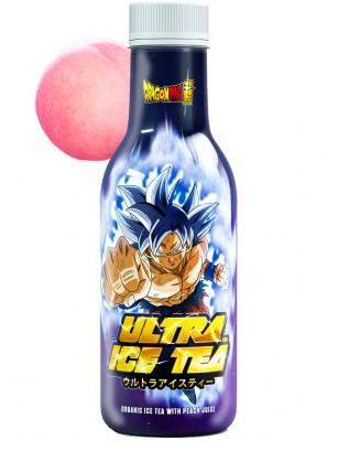 Té Helado de Melocotón Dragon Ball Z Ultra | Goku 500 ml