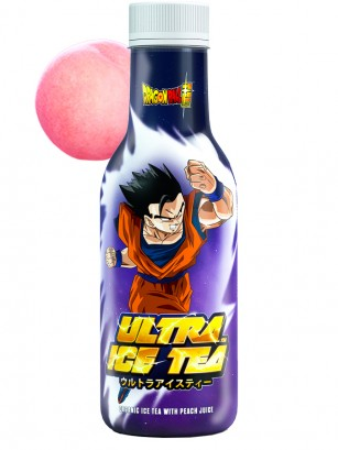 Té Helado de Melocotón Dragon Ball Super | Goku 500 ml