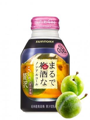 Licor de Ciruela Ume-Shu | Sin Alcohol 280 ml