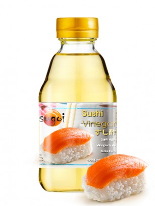 Vinagre para Sushi 200 ml.