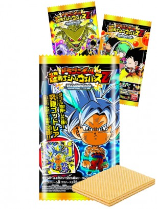 Waffers de Chocolate | Dragon Ball Super Heroes | 3 Diseños Diferentes