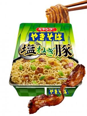 Fideos Yakisoba de Cerdo | Receta Peyoung 114 grs.