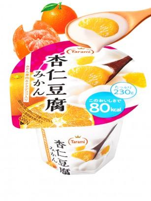 Yogur de Tofu, Naranja Mizkan y Nata de Coco 230 grs