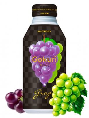 Bebida de Zumo de Uva Negra y Blanca | Gokuri 400 grs.