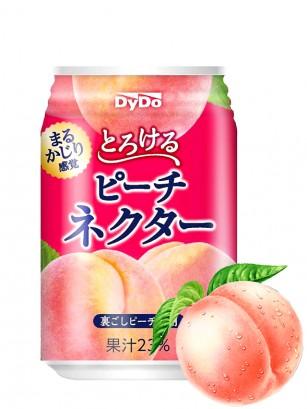 Bebida de Zumo de Melocotón Rosado Japonés Momo 280 ml