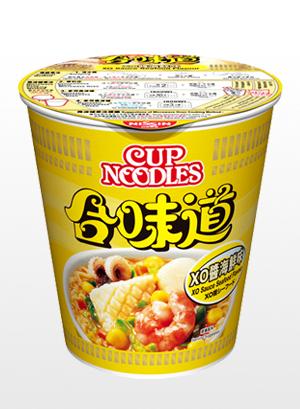 Ramen Nissin Colors Cup Super Toppings | Marisco con Salsa Marinada