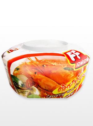 Fideos Ramen Tailandeses Tom Yum Cremoso | Edición Picnic Bowl