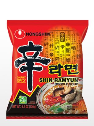 Fideos Ramen Coreanos Shinramyun | Receta Original