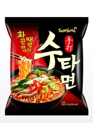 Fideos Ramen Coreanos Sutahmyun | Elaborados a Rodillo