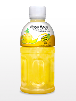 Bebida Mogu Mogu Piña & Jelly