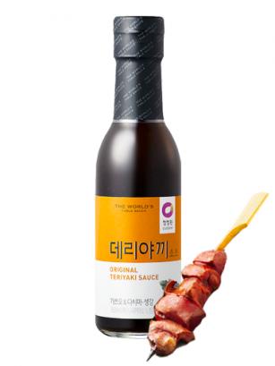Salsa Coreana Teriyaki | Receta Japonesa
