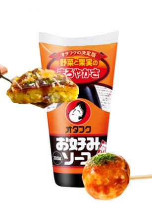 Salsa Okonomiyaki & Takoyaki de Osaka | 200 grs.