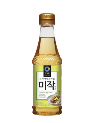 Aderezo Coreano de Vinagre de Ciruela y Jengibre | 410 ml.