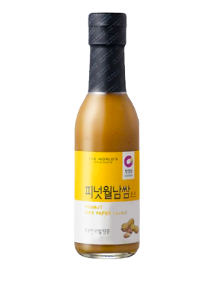 Salsa Coreana de Cacahuete | Receta Vietnamita 240 grs