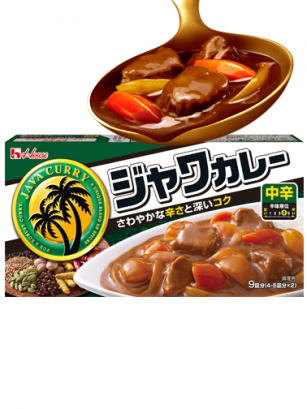 Curry Japonés Especiado, Java | Medio Picante