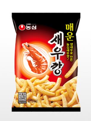 Snack Coreano Sabor Gambas a la Parrilla | HOT & Spicy