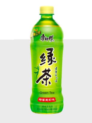 Té Verde de Primavera con Miel | 500 ml.