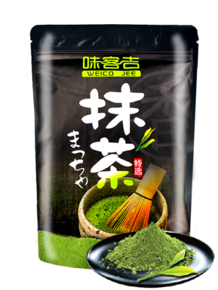 Preparado de Té Verde Matcha en Polvo 100 grs