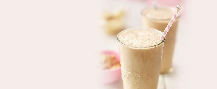 Milkshake con Platano ❤ Sugerencia