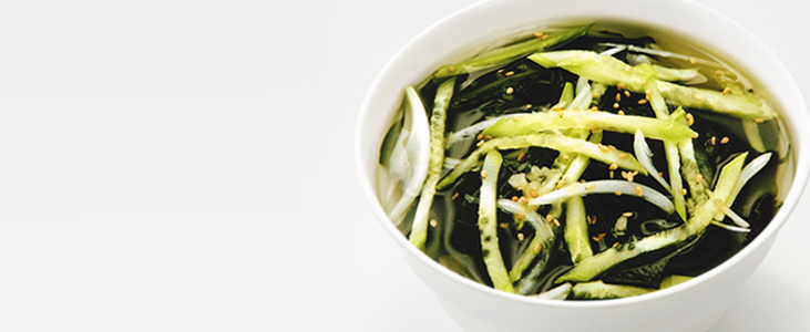 Myo-Nen-Ku, Sopa Fría de Wakame