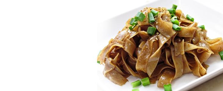Pasta con Aliño Japonés ❤ Sugerencia