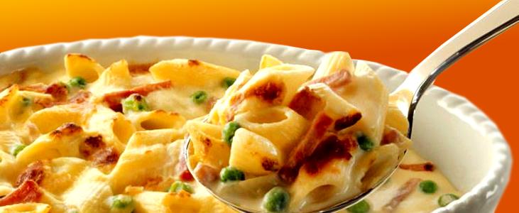 Pasta Gratinada con Mayonesa ❤ Sugerencia