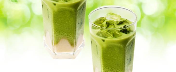 Té Verde con Leche Condensada ❤ Sugerencia