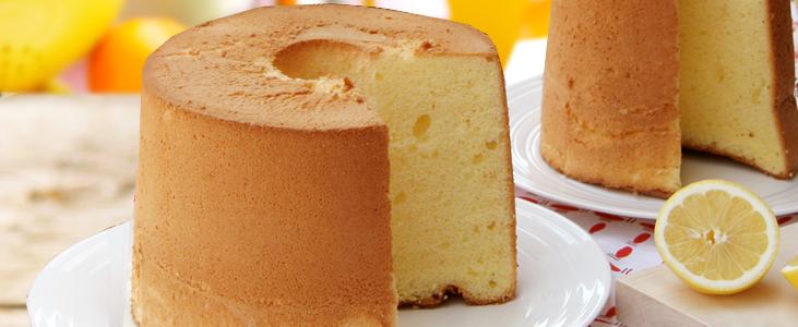 Chiffon Cake de Shiro Miso