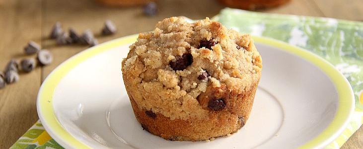 Muffins de Miso y Chocolate