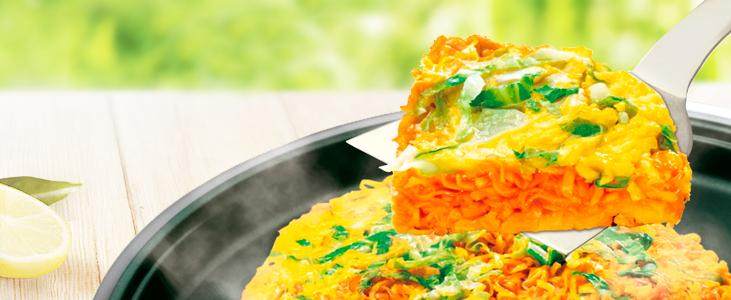 New! Okonomiyaki Chikin Ramen